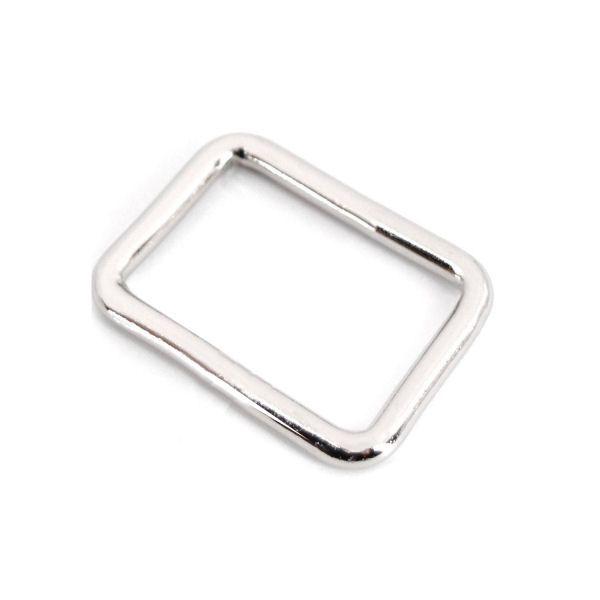 BASIC Griffring 25 mm | vernickelt