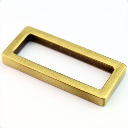 DESIGN-Griffring 40 mm | altmessing