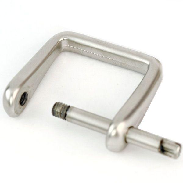 Griffhalter 25 mm | nickel matt