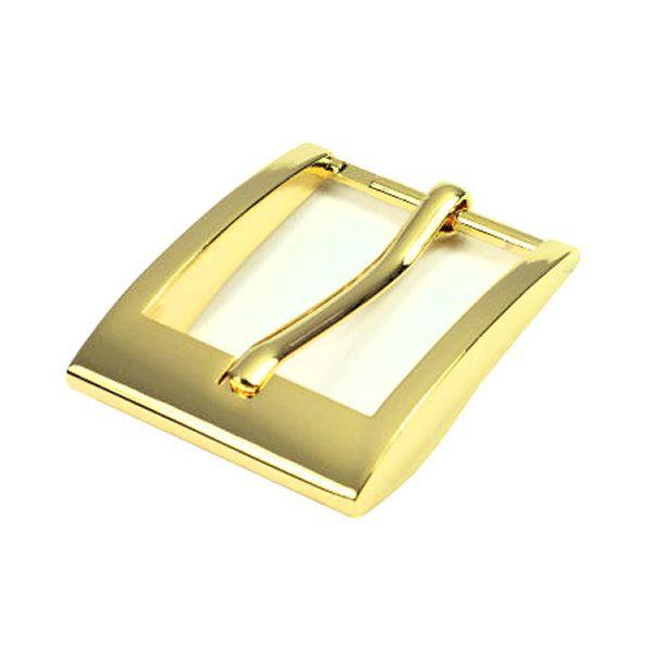 DESIGN-Gürtelschnalle 30 mm | gold pol.