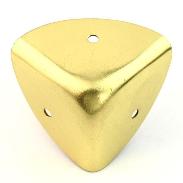 Kofferecken 20 - 50 mm | vermessingt