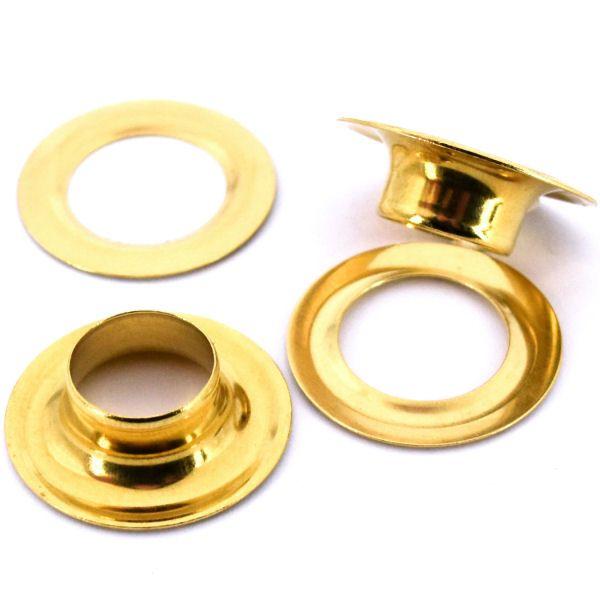 DIN-Rundöse Ø 12 mm | Messing