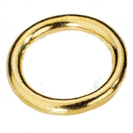Ring | 20mm | MESSING