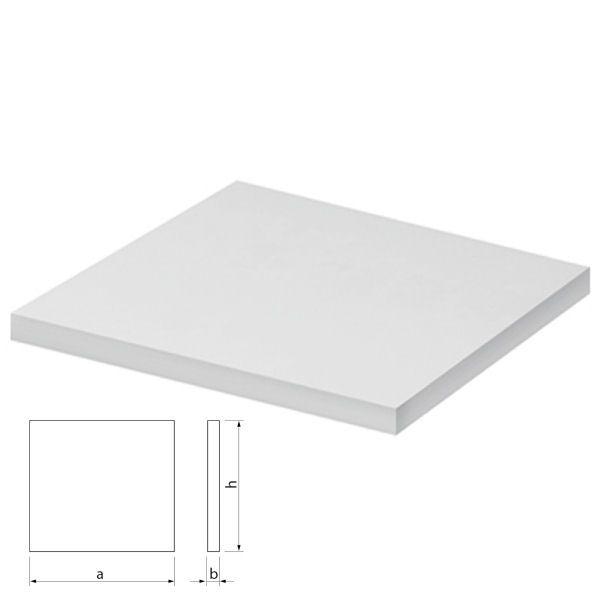 Schlagunterlage für Locheisen | 240 x 180 mm