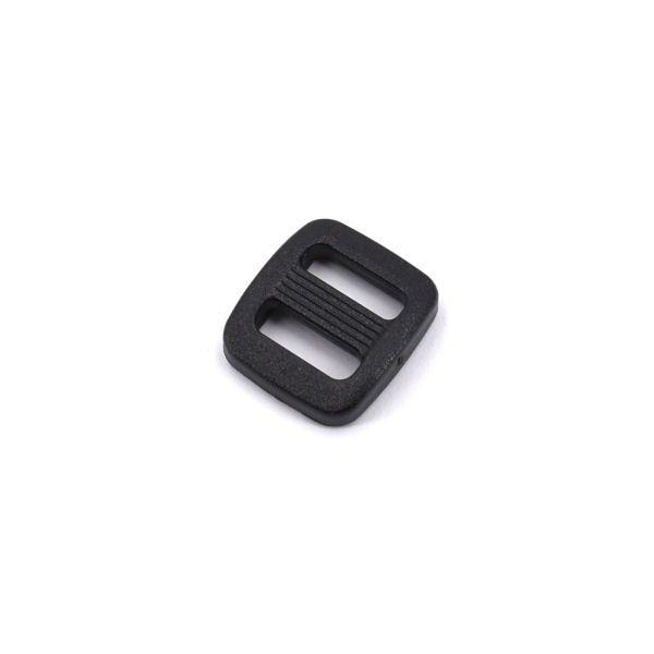 Schiebeschnalle 10 mm   KU schwarz