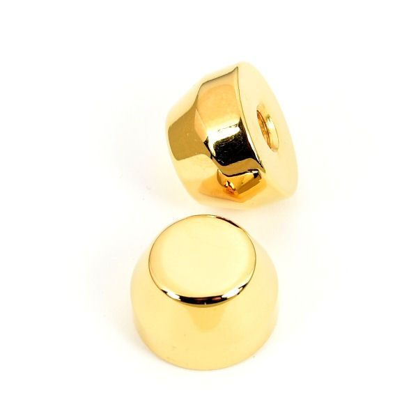 PREMIUM-Bodengleiter | vergoldet 24 kt